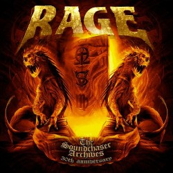 Rage - The Soundchaser Archives 30th Anniversary - 4LP BOX