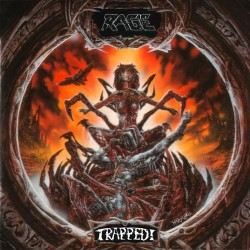 Rage - Trapped! - CD