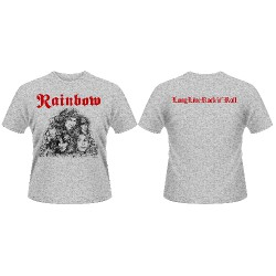 Rainbow - Long Live Rock & Roll - T-shirt (Men)