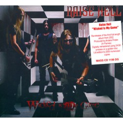 Raise Hell - Wicked is my game - CD DIGIPAK