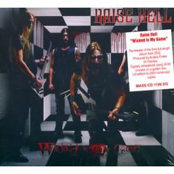 Raise Hell - Wicked is my game - CD DIGIPAK