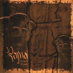 Rajna - Hidden Temple + From The Ashes - 2CD DIGIPAK