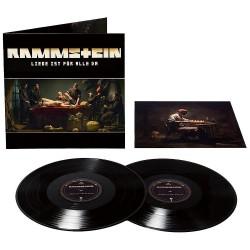 Rammstein - Liebe Ist Für Alle Da - DOUBLE LP Gatefold