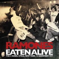 Ramones - Eaten Alive - Live November 1977 - DOUBLE LP Gatefold