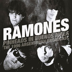 Ramones - Pinheads In Buenos Aires - DOUBLE LP Gatefold