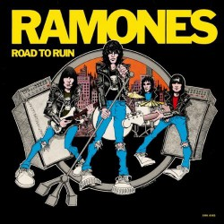 Ramones - Road To Ruin - CD SLIPCASE