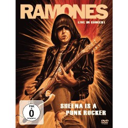Ramones - Sheena Is A Punk Rocker - DVD