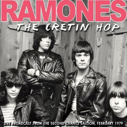 Ramones - The Cretin Hop - DOUBLE LP Gatefold