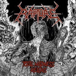 Rapture - Total Madness Reigns - CD EP