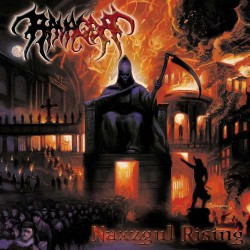 Ravager - Naxzgul Rising - CD