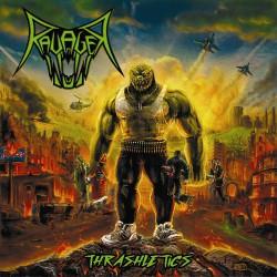 Ravager - Thrashletics - CD