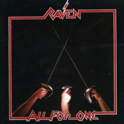 Raven - All For One - CD DIGIPAK