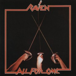 Raven - All For One - DOUBLE LP Gatefold