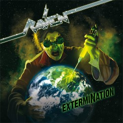 Raven - ExtermiNation - DOUBLE LP Gatefold
