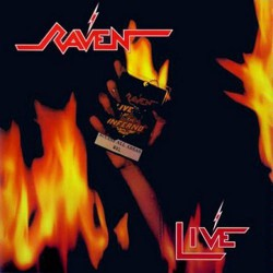 Raven - Live At The Inferno - CD DIGIPAK