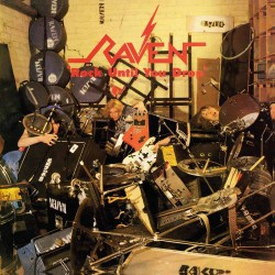 Raven - Rock Until You Drop - DOUBLE LP Gatefold