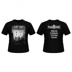 Raven Throne - Biaskoncy Snieh Casu / Niazhasnaje - T-shirt (Men)