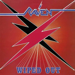 Raven - Wiped Out - DOUBLE LP GATEFOLD COLOURED