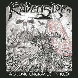 Ravensire - A Stone Engraved In Red - LP