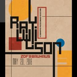 Ray Wilson - ZDF@Bauhaus - BLU-RAY