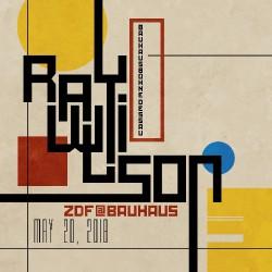 Ray Wilson - ZDF@Bauhaus - CD + DVD digibook