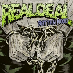 Real Deal - Rotten Mood - CD SLIPCASE