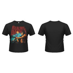 Realm Of The Damned - Balaur Scream - T-shirt (Men)