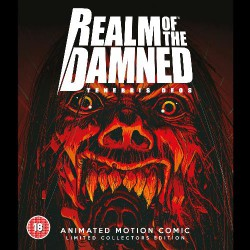 Realm Of The Damned - Tenebris Deos - BLU-RAY