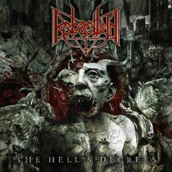 Rebaelliun - The Hell's Decrees - LP
