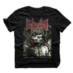 Rebaelliun - The Hell's Decrees - T-shirt