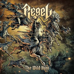 Rebel - The Wild Hunt - CD
