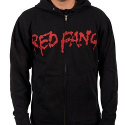 Red Fang - Fang - Hooded Sweat Shirt Zip (Men)