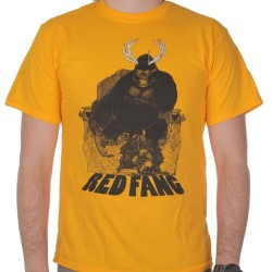 Red Fang - Gorilla Throne - T-shirt (Men)