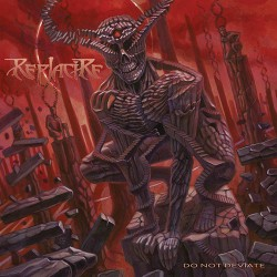 Replacire - Do Not Deviate - CD + Digital