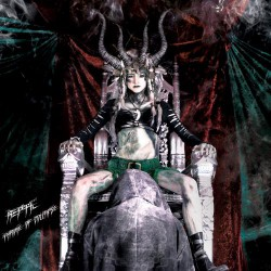 Reptil - Throne Of Collapse - CD DIGIPAK