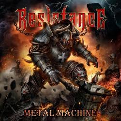 Resistance - Metal Machine - CD