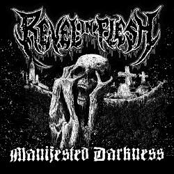 Revel In Flesh - Manifested Darkness - CD SLIPCASE