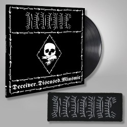 """Revenge - Bundle 6 - 10"""" vinyl + Patch"""