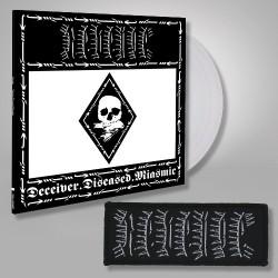 """Revenge - Bundle 9 - 10"""" coloured vinyl + Patch"""