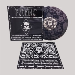 "Revenge - Deceiver.Diseased.Miasmic - 10"" vinyl + Digital"