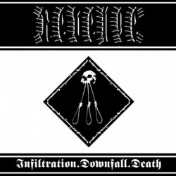 Revenge - Infiltration.Downfall.Death - CD DIGIPAK