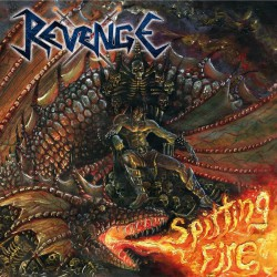 Revenge - Spitting Fire - CD