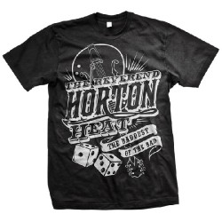 Reverend Horton Heat - Baddest - T-shirt (Men)