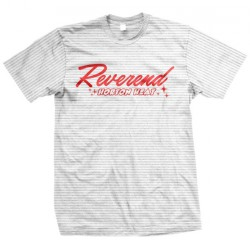 Reverend Horton Heat - Striped - T-shirt (Men)