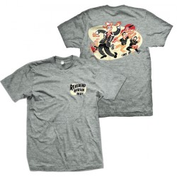 Reverend Horton Heat - Wonky - T-shirt (Men)