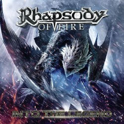 Rhapsody (of Fire) - Into The Legend - CD DIGIPAK