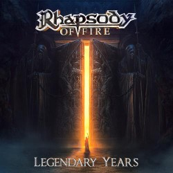 Rhapsody (of Fire) - Legendary Years - CD DIGIPAK