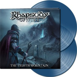 Rhapsody (of Fire) - The Eighth Mountain - DOUBLE LP GATEFOLD COLOURED