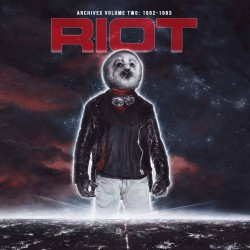 Riot - Archives Volume 2: 1982-1983 - CD + DVD