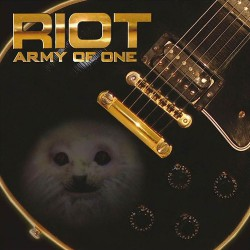 Riot - Army Of One - CD DIGISLEEVE